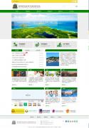 格林纳达使馆商务处网站制作案例